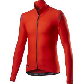 Castelli Tutto Nano RoS Maglietta Uomo, rosso